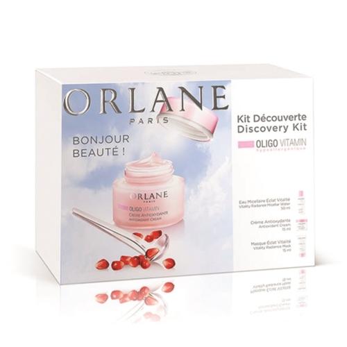 Bo san pham dung thu danh cho da nhay cam Oligo Vitamin Starter Kit