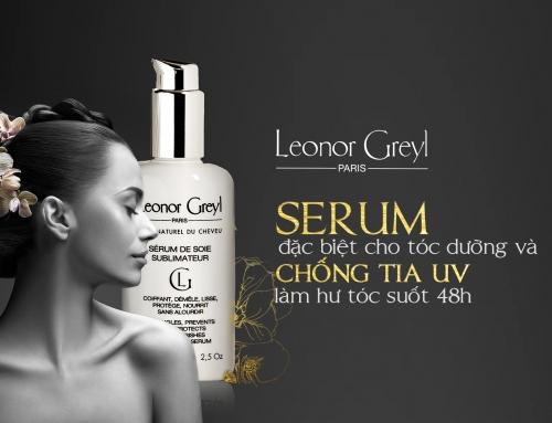 Serum đặc biệt cho Tóc Dưỡng & Chống tia UV làm hư tóc suốt 48h